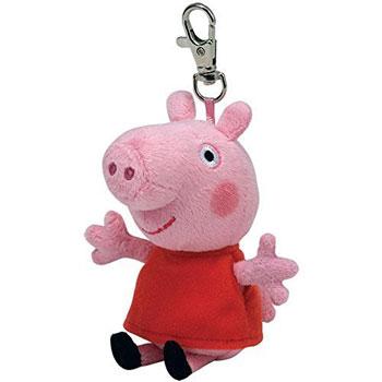 Princess Peppa Key-clip