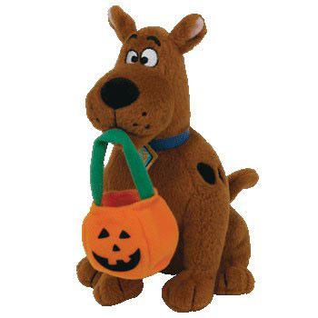 Scooby Doo Halloween (pumpkin bag)