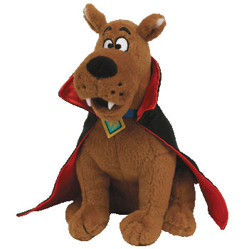 Scooby Doo Vampire (black and red cape)