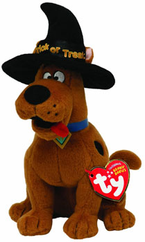 Scooby Doo Witch (trick or treat hat)