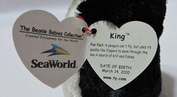 King (SeaWorld)