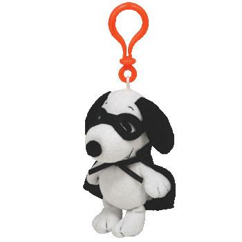 Snoopy Key-clip (vampire)