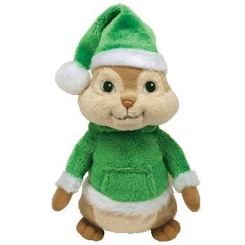 Theodore (Santa, green)