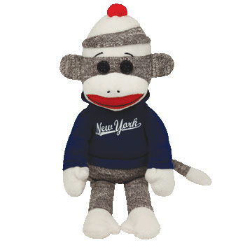 SOCK MONKEY (New York)