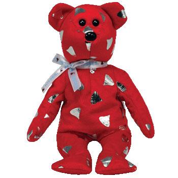 Yummy (2009) Red Bear, Silver Hrts