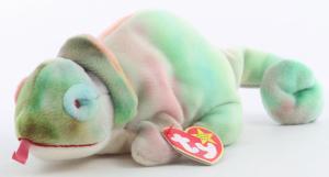 Rainbow (incorrect fabric) - Beanie Babies Price Guide