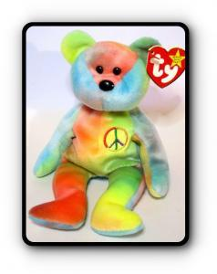 What is my Ty Peace Bear Worth?