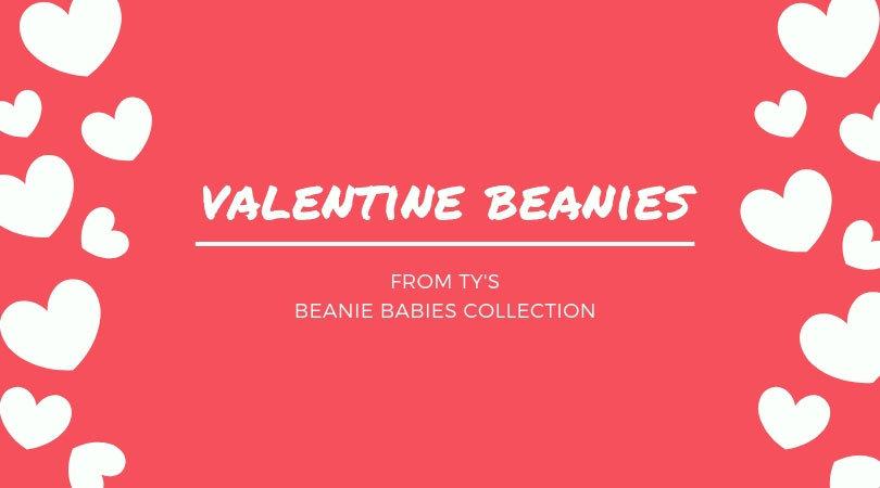 Valentine's Day – Ty Beanie Babies
